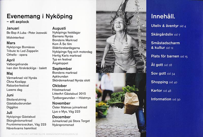 Bo i Nyköping